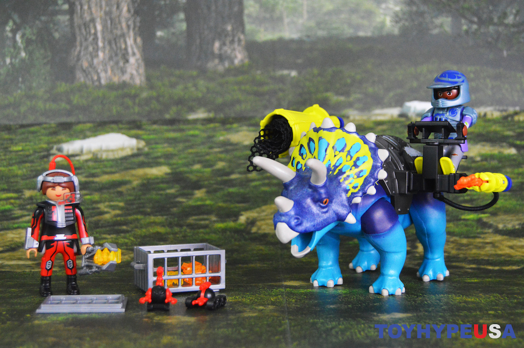 Playmobil Dino Rise 70627 Triceratops: Battle for the Legendary Stones Set Review