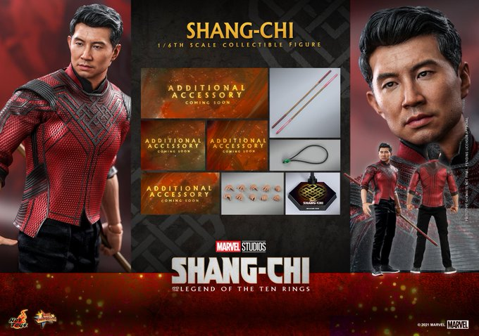 Hot Toys Shang-Chi and the Legend of the Ten Rings – Shang-Chi Sixth Scale Figure Pre-Orders