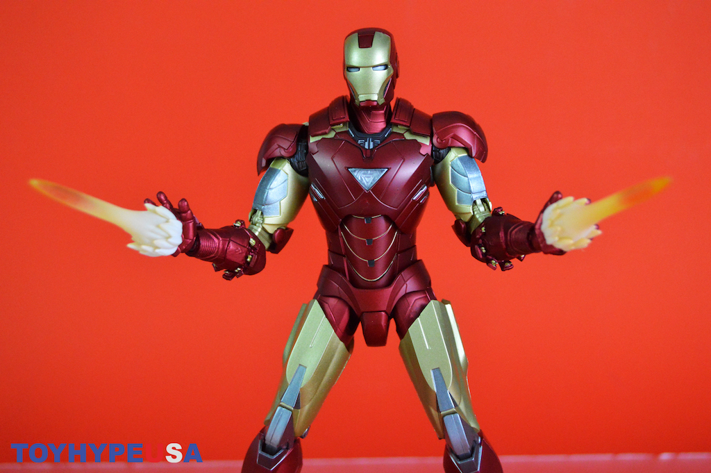 S.H. Figuarts The Avengers Iron Man Mark 6 (Battle Of New York Edition) Figure Review