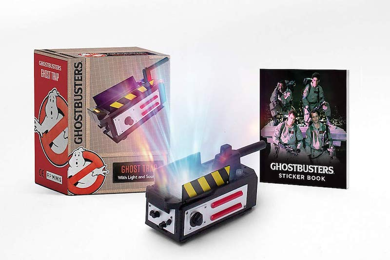 Ghostbusters: Mini Ghost Trap, PKE Meter & More In-Stock On Amazon