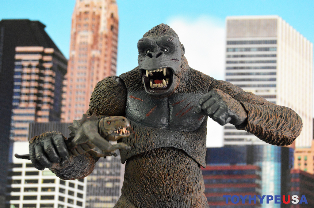 NECA Toys King Kong 1933 Classic 7″ Scale Figure Review