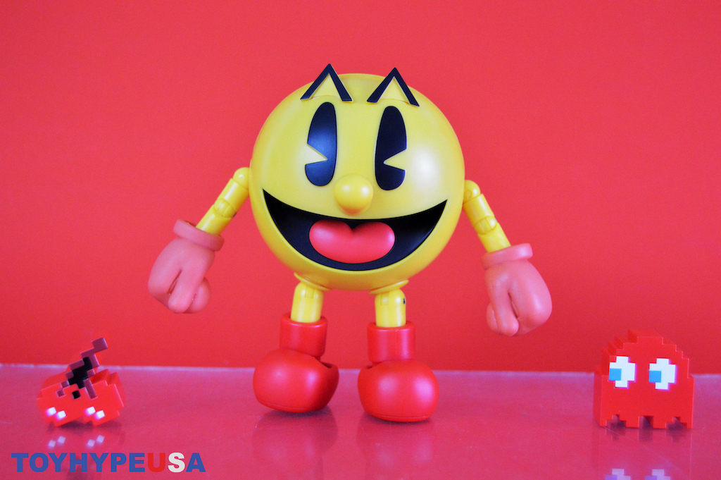 Tamashii Nations S.H. Figuarts – Pac-Man Figure Review