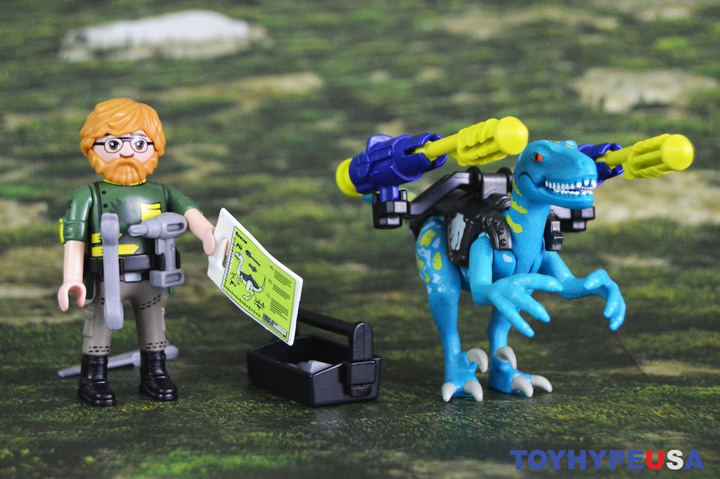Playmobil Dino Rise 70629 Deinonychus: Ready for Battle Set Review