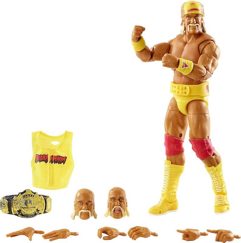 Mattel WWE Ultimate Edition Hulk Hogan Pre-Orders Back On Amazon