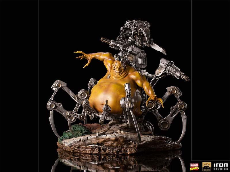Iron Studios – Marvel Comics Spiral & Mojo Statues Pre-Orders