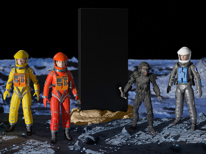 Super7 2001: A Space Odyssey Ultimates Wave 1 Figure Pre-Orders