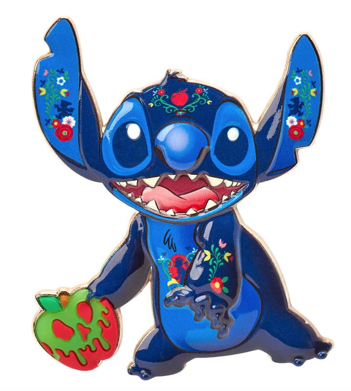 Disney Store Exclusive – An All-New Stitch Crashes Disney Inspired by Snow White