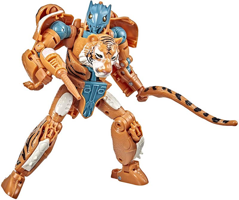 Hasbro Transformers War for Cybertron: Golden Disk Collection Chapter 3 – Mutant Tigatron Figure Pre-Orders