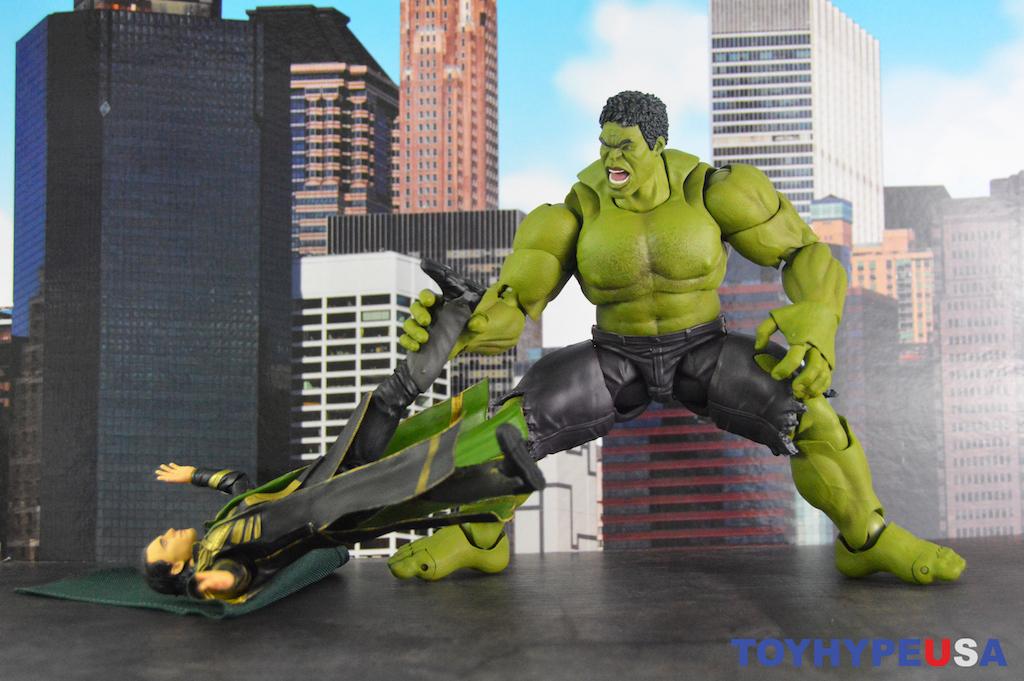 S.H. Figuarts The Avengers Hulk – Avengers Assemble Edition Figure Review