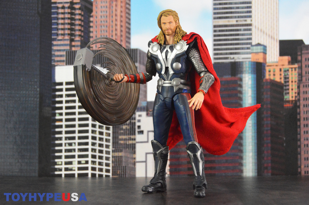 S.H. Figuarts The Avengers Thor (Avengers Assemble Edition) Figure Review