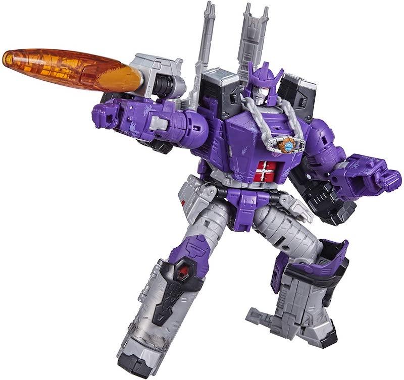 Hasbro Transformers War for Cybertron: Kingdom Leader WFC-K28 Galvatron Figure Pre-Orders On Amazon