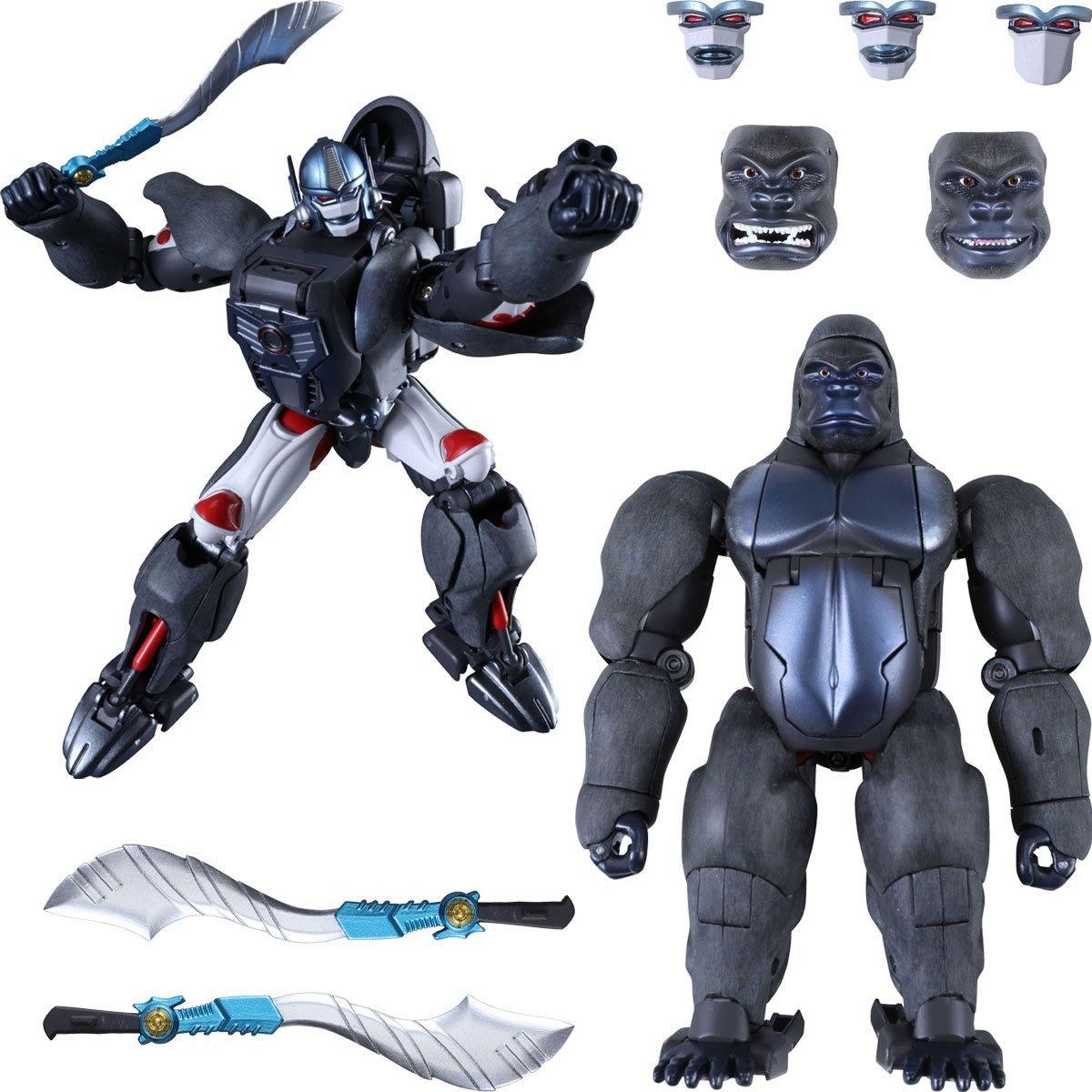 Takara-Tomy Transformers Masterpiece MP-32 Optimus Primal (Re-Issue) Figure Pre-Orders