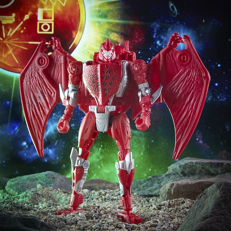 Hasbro Transformers War for Cybertron: Golden Disk Collection Chapter 4 – Terrorsaur Figure Pre-Orders