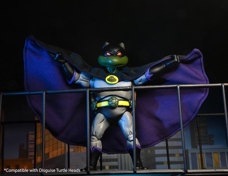 NECA Toys x Lootcrate The Dark Turtle Donatello Figure Revealed