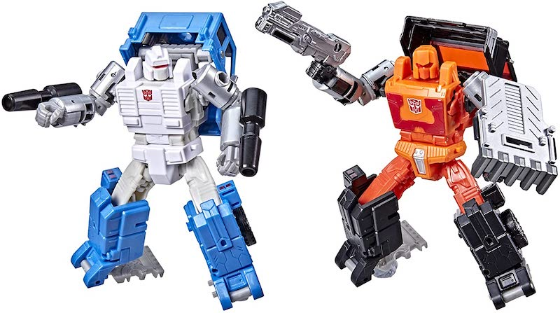 Hasbro Transformers: War for Cybertron Golden Disk Collection Chapter 1 – Road Ranger & Puffer Figure Pre-Orders