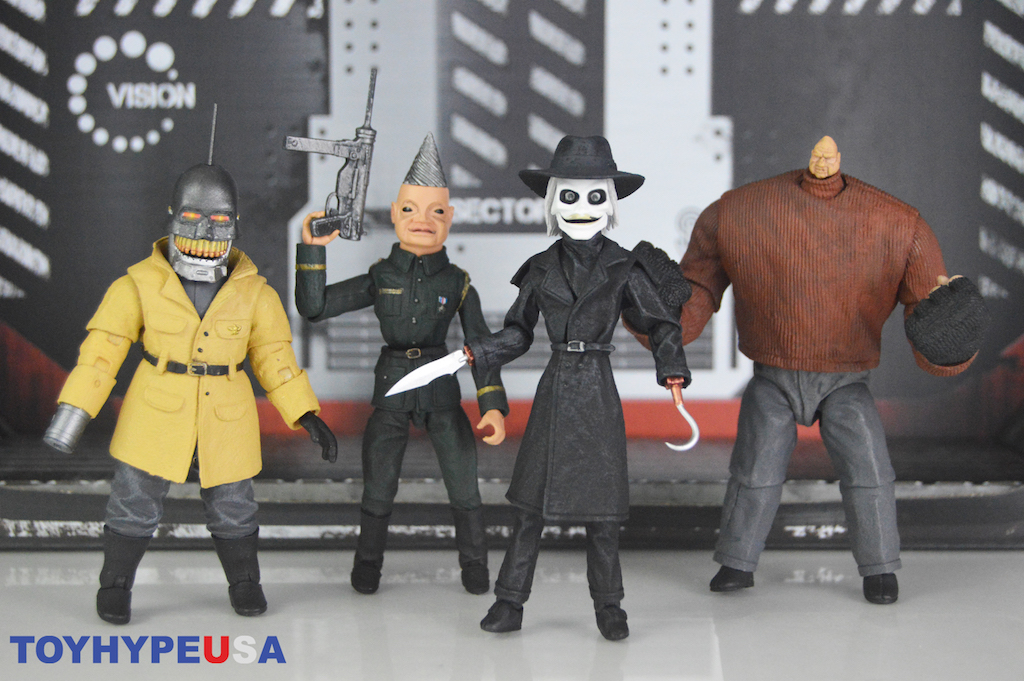 NECA Toys Puppet Master Ultimate Figure 2 Packs Review