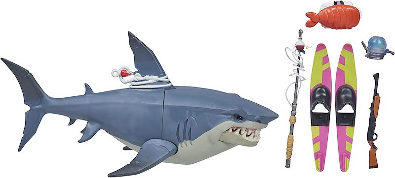 Hasbro Fortnite Victory Royale Series Upgrade Shark 6″ Figure Pre-Orders On Amazon