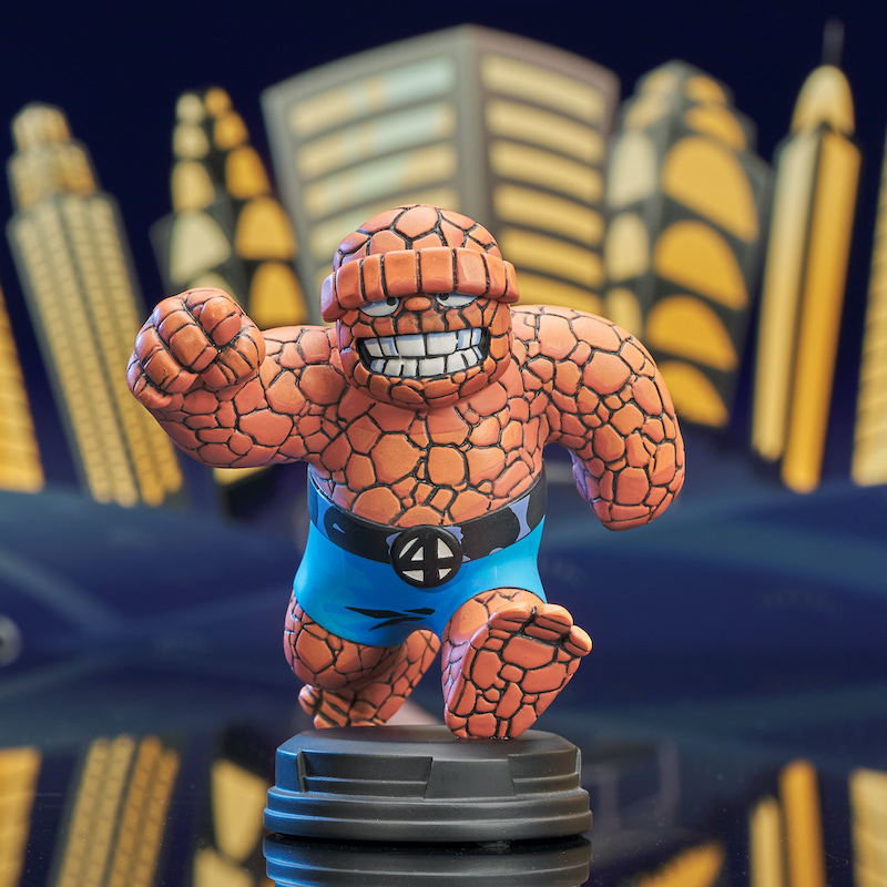 Diamond Select Toys In Stores This Week – Fantastic Four, Ahsoka Tano, X-Men & More