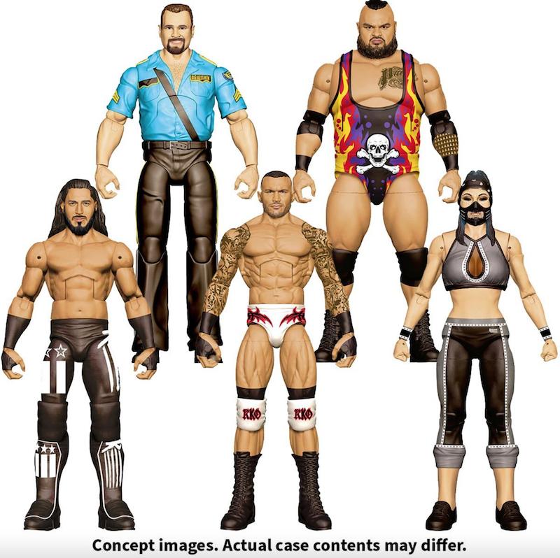 Mattel – WWE Elite Collection Series 90 Figure Pre-Orders