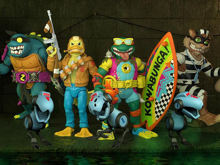 Super7 – Teenage Mutant Ninja Turtles Ultimates Wave 6 Figure Pre-Orders