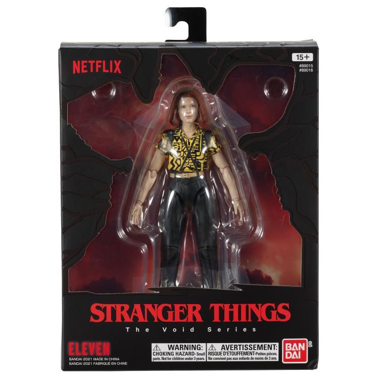 Bandai America – Stranger Things Season 4 Figure Pre-Orders