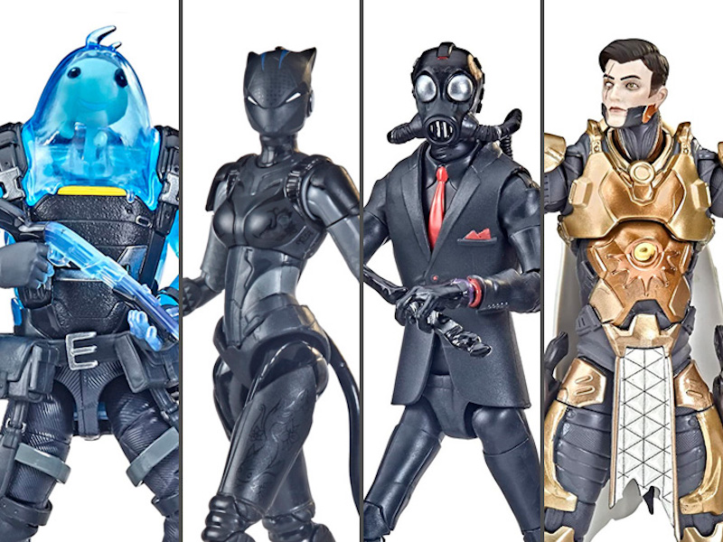 Hasbro Fortnite Victory Royale 6″ Wave 1 & Accessory Sets Pre-Orders