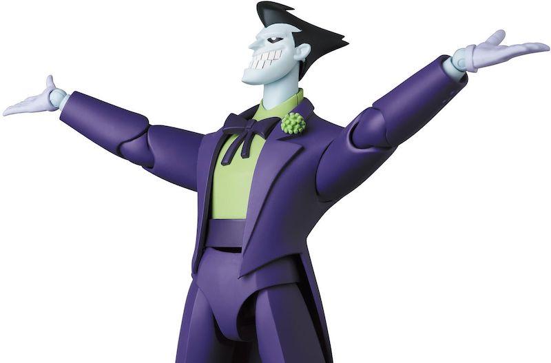 Medicom – MAFEX The Joker (The New Batman Adventures) Figure Pre-Orders