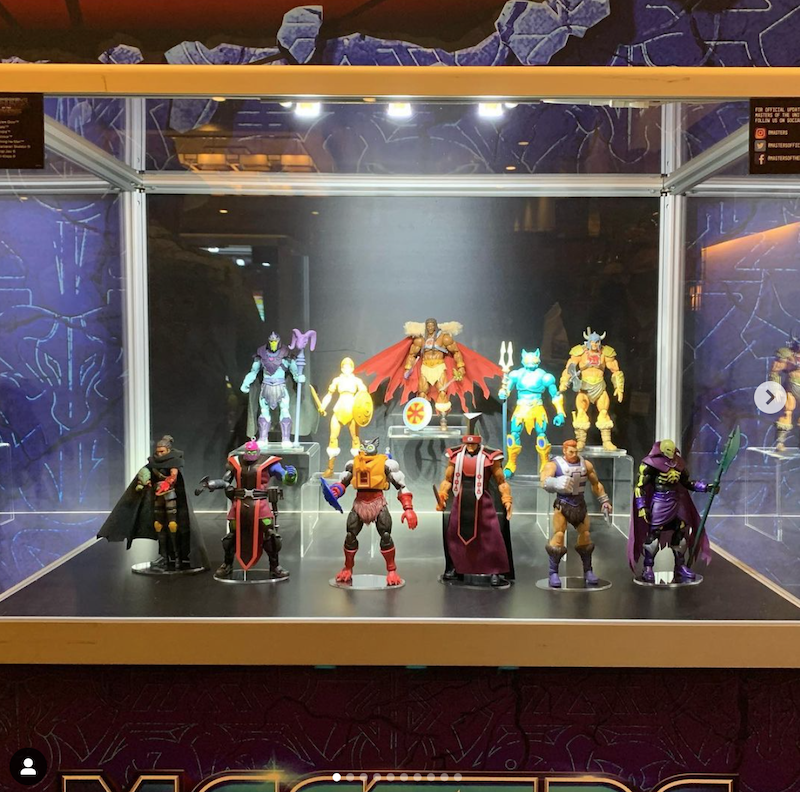 Power-Con 2021 – Mattel Masters of the Universe Product Reveals
