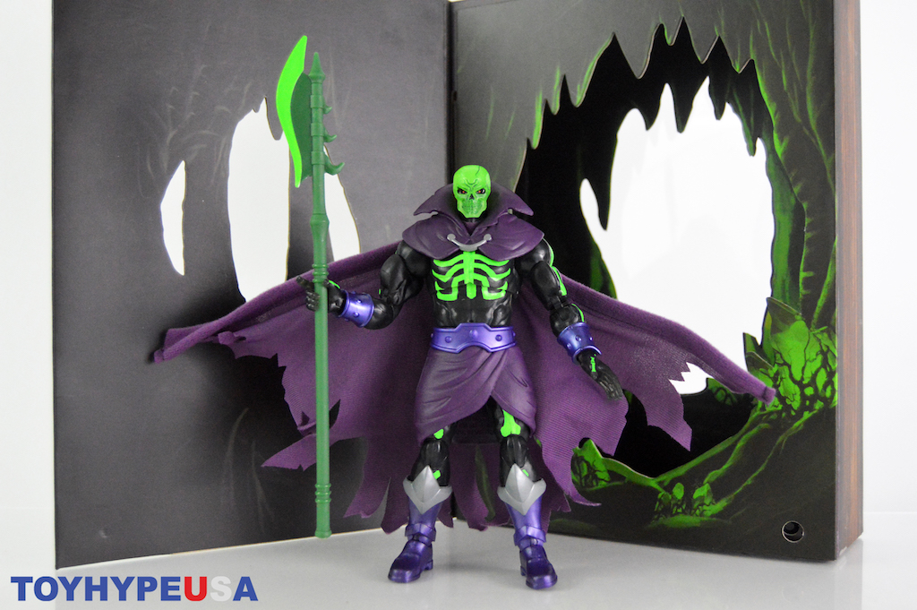 Mattel SDCC 2021 Exclusive – Masters of the Universe Revelation Scareglow Figure Review