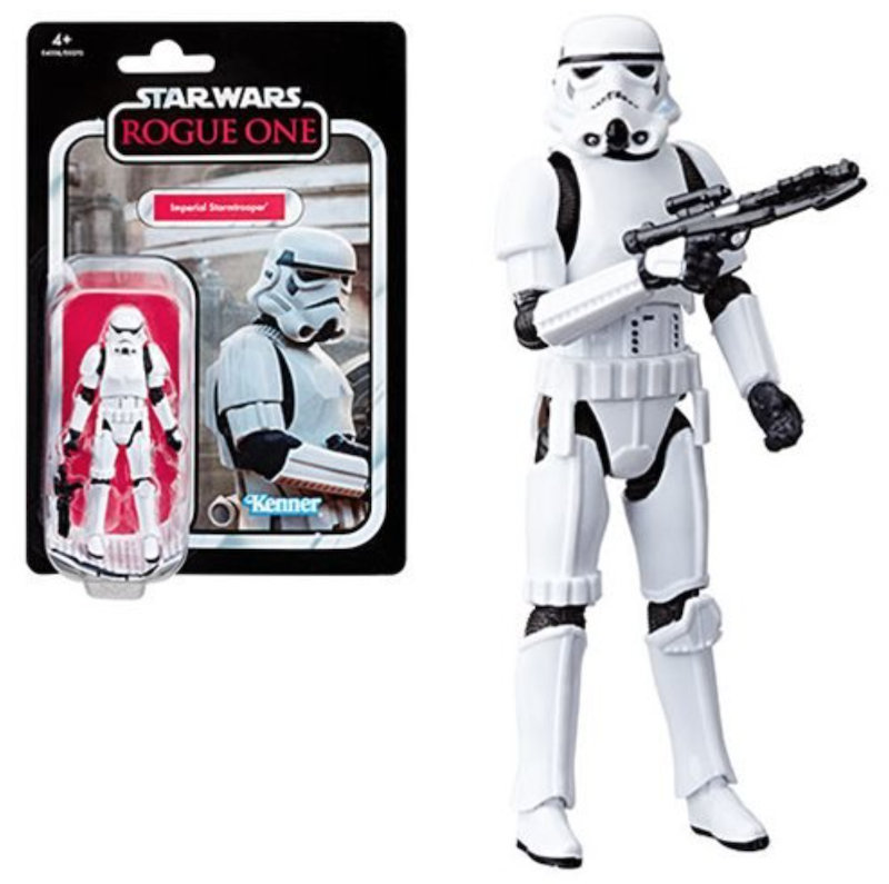 Entertainment Earth – Star Wars The Vintage Collection Imperial Stormtrooper Figure Pre-Orders