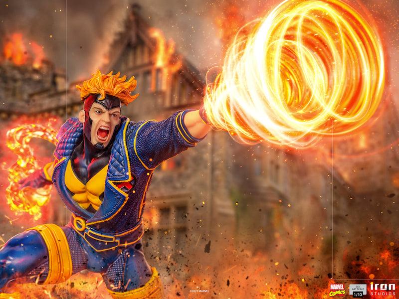 Iron Studios – Marvel Comics X-Men Havok Statue Pre-Orders
