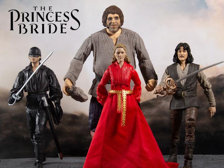 McFarlane Toys The Princess Bride Figure Pre-Orders