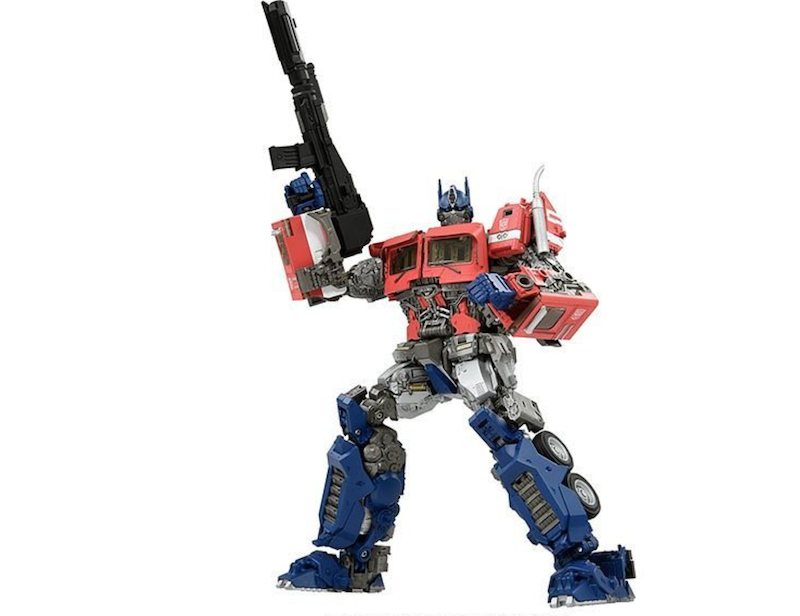 Hobby Link Japan – Bumblebee Movie – Transformers Masterpiece Optimus Prime Figure Pre-Orders