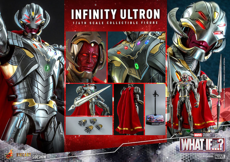 Hot Toys Infinity Ultron Sixth Scale Figure Pre-Orders