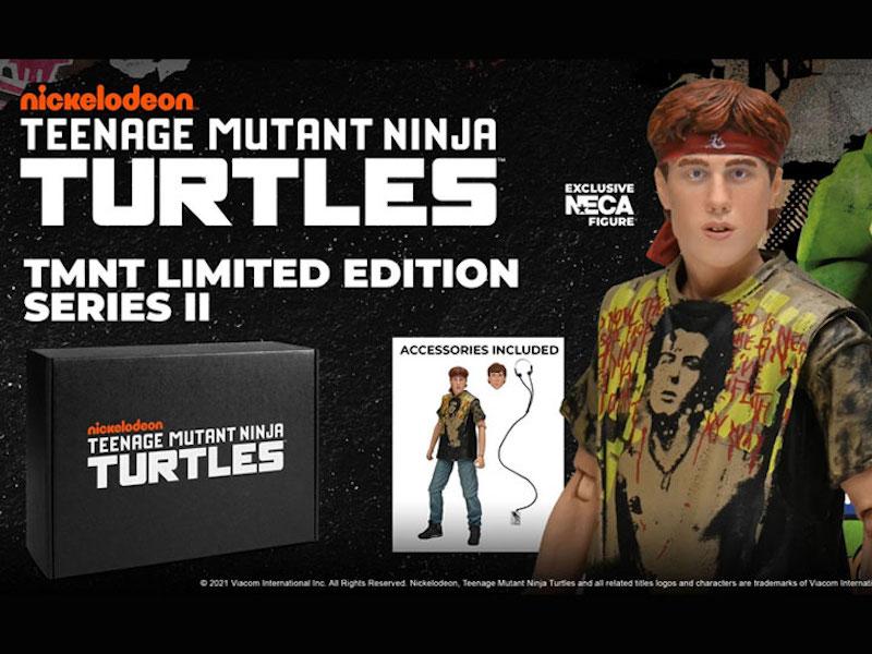 BigBadToyStore – Lootcrate x NECA Toys Teenage Mutant Ninja Turtles Series 2 Crate In-Stock
