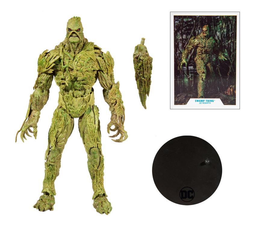 McFarlane Toys DC Rebirth – DC Multiverse Swamp Thing Mega Figure Pre-Orders