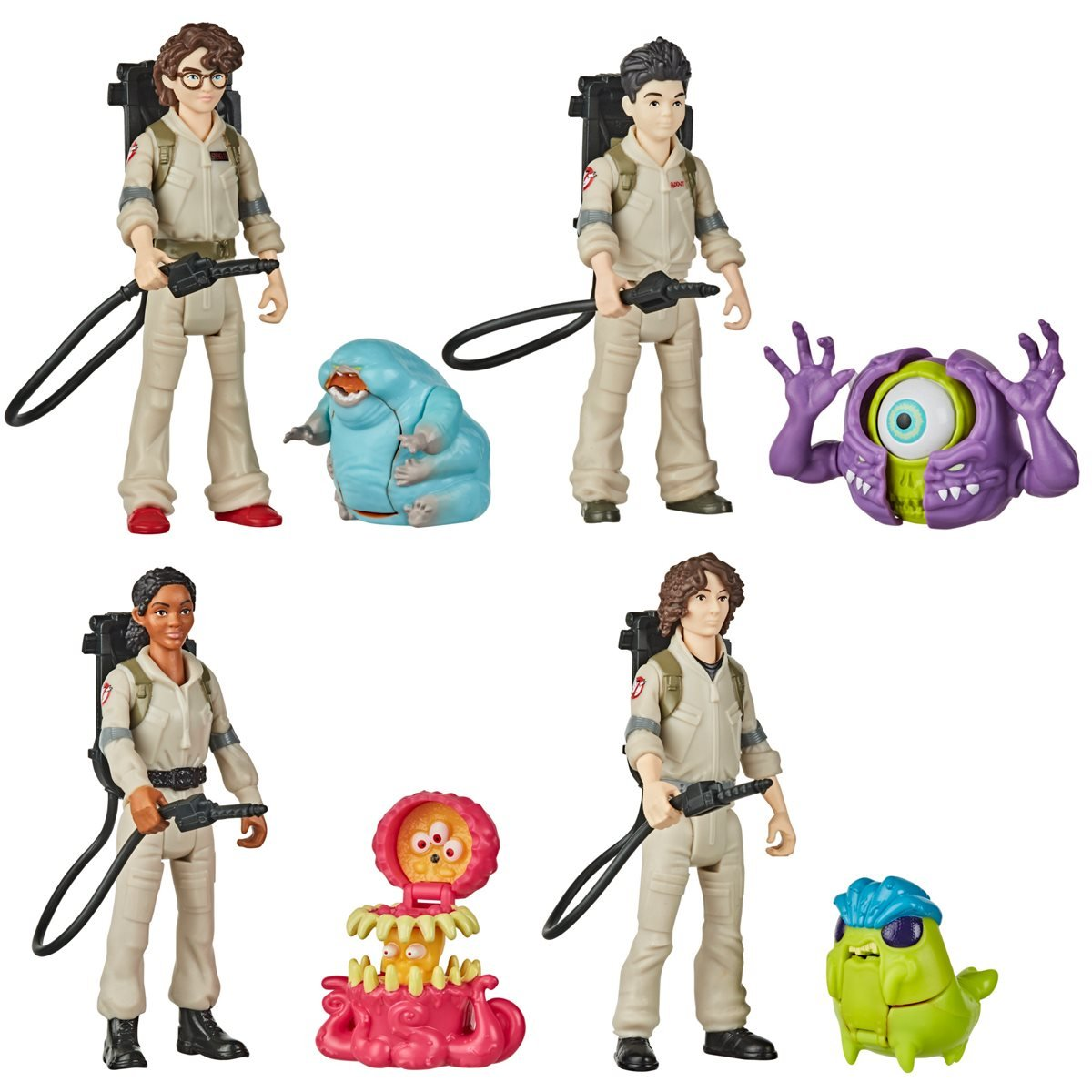 Hasbro Ghostbusters: Afterlife Fright Feature Wave 2 Figure Pre-Orders