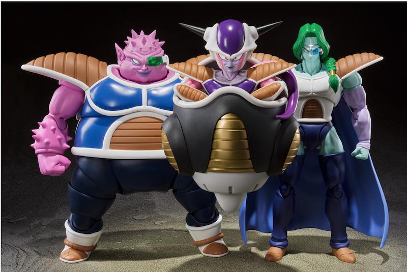 Premium Bandai – S.H. Figuarts Dragon Ball Z Zarbon Figure Pre-Orders