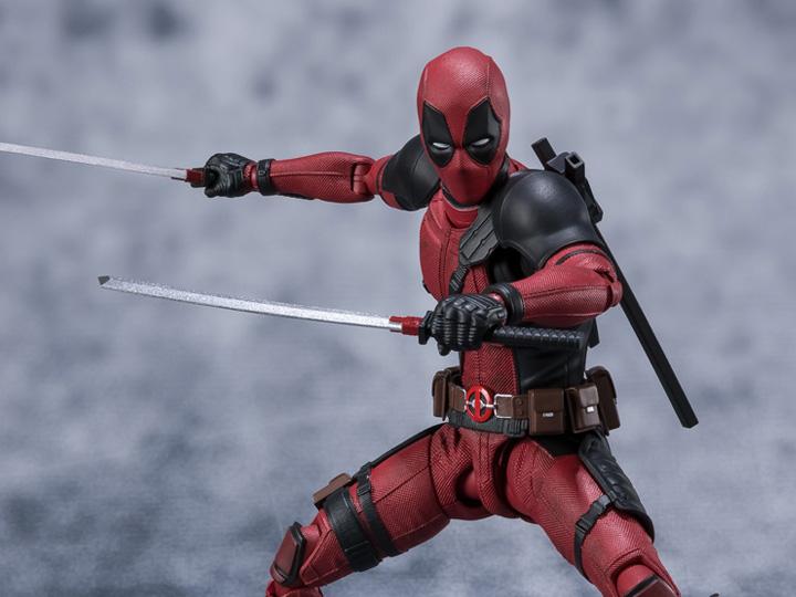 S.H. Figuarts Deadpool Movie – Deadpool Figure Pre-Orders