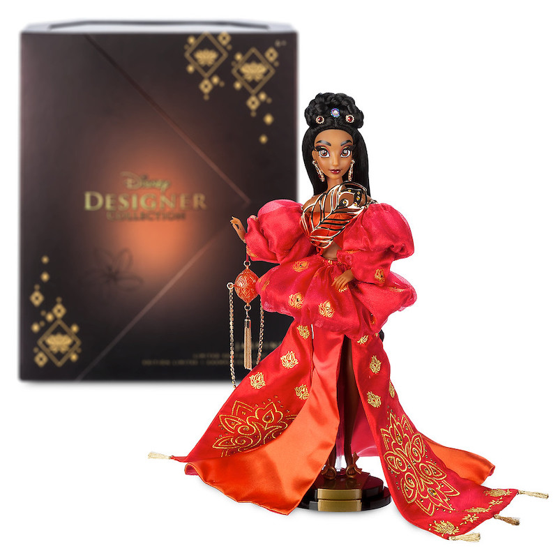 Disney Store Exclusive – Jasmine Limited Edition Doll