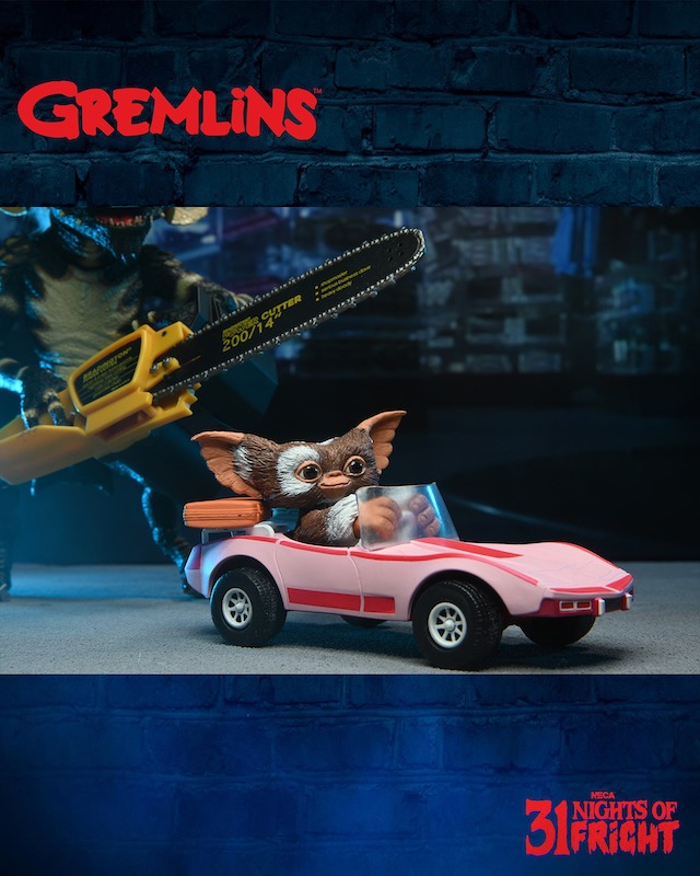 NECA Toys 31 Nights of Fright Reveal  – Gremlins Accessory Pack