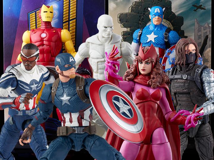 Hasbro PulseCon 2021 Day 2 – New Pre-Orders for Marvel, G.I. Joe & Fortnite