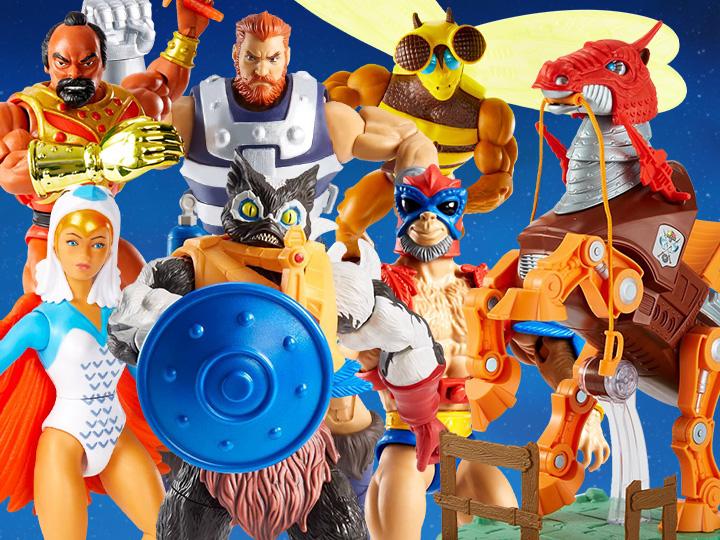 Mattel – Masters of the Universe: Origins Stridor, Revelations Deluxe Wave 1 Pre-Orders