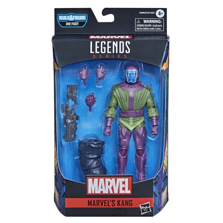 Hasbro Marvel Legends 6″ Kang Figure (Reissue) Pre-Orders