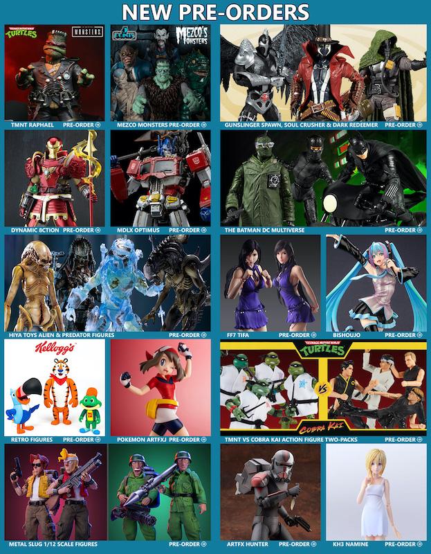 BigBadToyStore News – TMNT, Spawn, DC Multiverse, Marvel, Final Fantasy, Hatsune Miku, Dark Souls, Sam & Max, G.I. Joe, Godzilla & More
