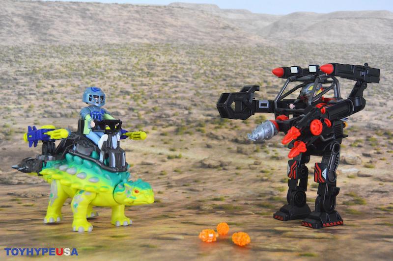 Playmobil 70626 Dino Rise Saichania: Invasion of the Robot Set Review