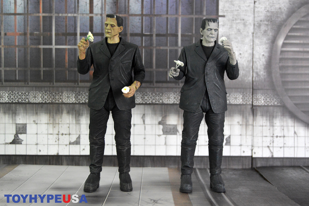 NECA Toys Universal Monsters – Frankenstein's Monster 7″ Scale Figure Review