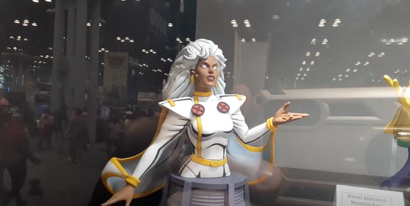 NYCC 2021 – Diamond Select Toys Booth Tour & Panel Reveals