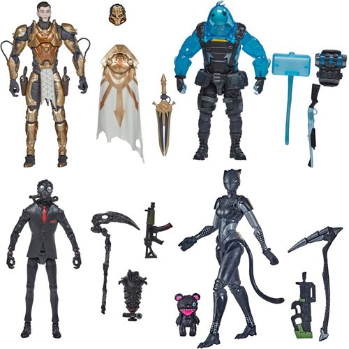 Hasbro Fortnite Victory Royale 6″ Figures Wave 1 Available Now