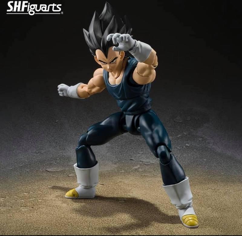 NYCC 2021 – S.H. Figuarts Dragon Ball Super Movie Figures – Goku, Vegeta & Piccolo Figures